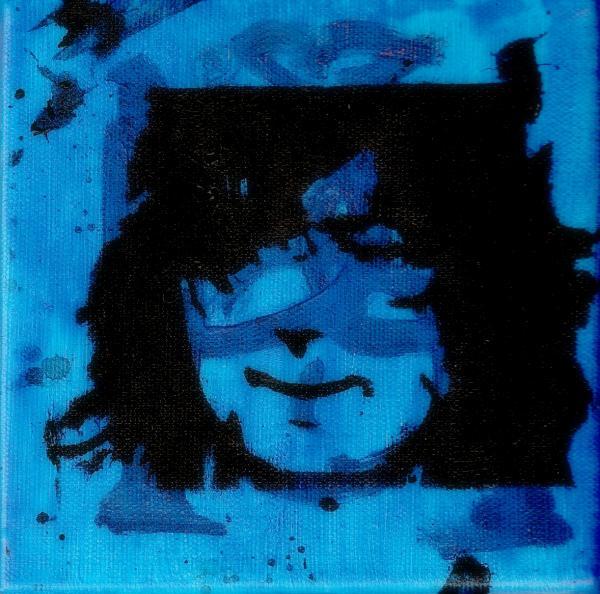 Jimmy Page par mnml